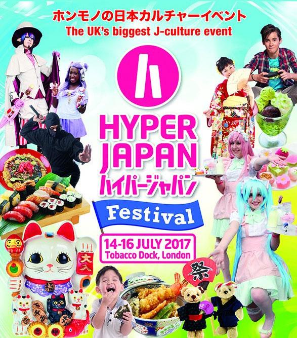 Hyper Japan July 2017