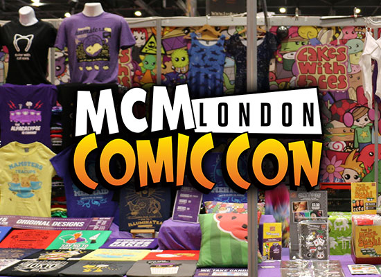 MCM London Comic Con May 2017