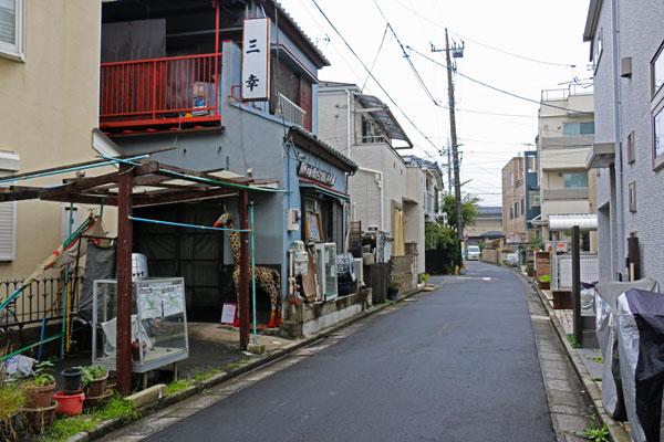 Shibamata backstreets