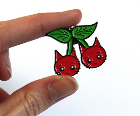 cherry-cats-enamel-pin-badge-2
