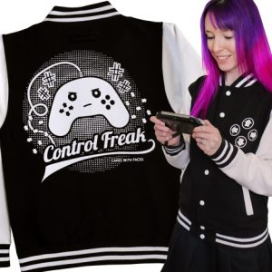 College Jacket For Geeks & Gamers