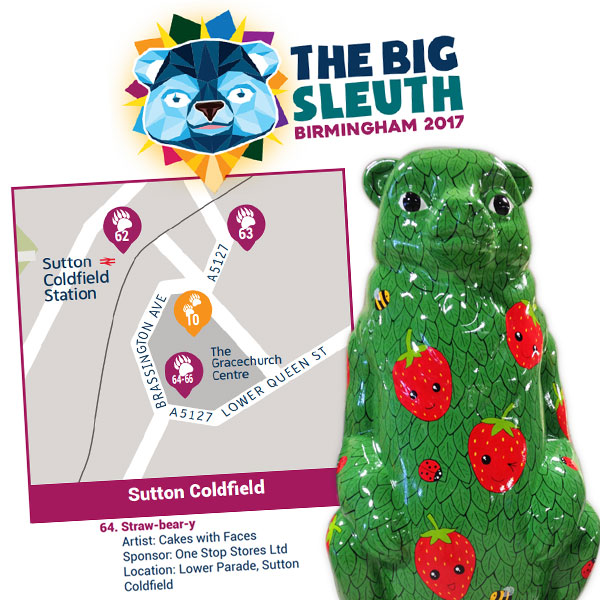 Where to find Strawbeary in Sutton Coldfield