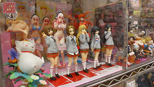 K-On! Anime Figures