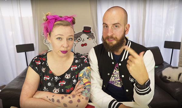 Simon & Martina (Eat Your Kimchi)