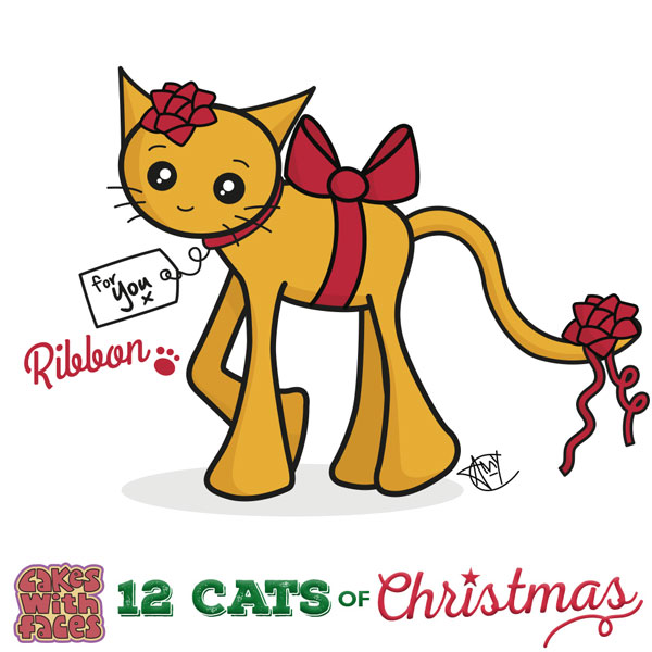 Ribbon the Gift Cat