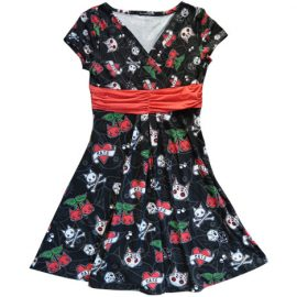 Cattoos Dress - Sample Sale