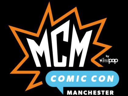MCM Manchester Comic Con 2018