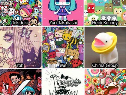 #ArtVsHero Tag – Graphic Artist Idols and Inspiration