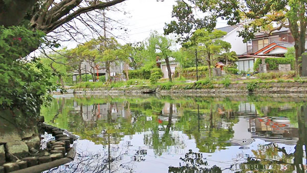 Yanagawa - Venice of Japan