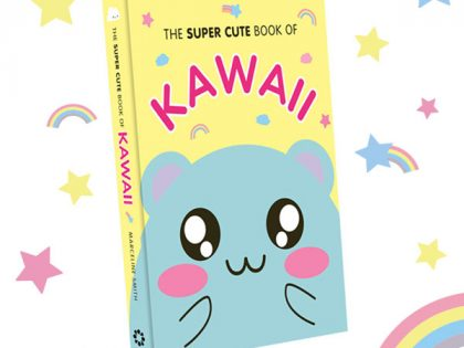 The Super Cute Book of Kawaii: I'm going to be in a book!