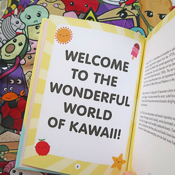 Welcome to the World of Kawaii