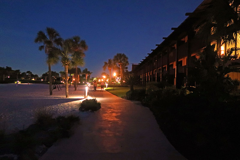 Polynesian Resort, Disney World