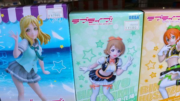Love Live Anime Figures