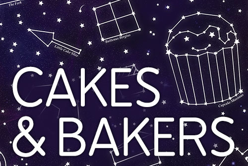 Presents for Bakers & People Who Love Cakes