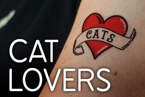 Cat-Themed Presents