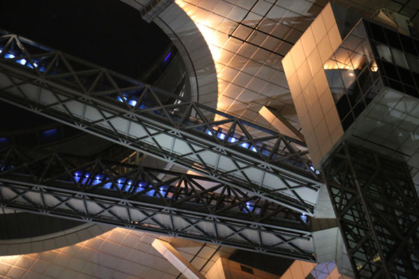 Highest escalator in the world, Osaka