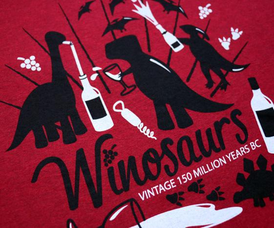 Dinosaurs & Wine Gift