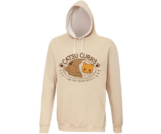 Catsu Curry Hoodie