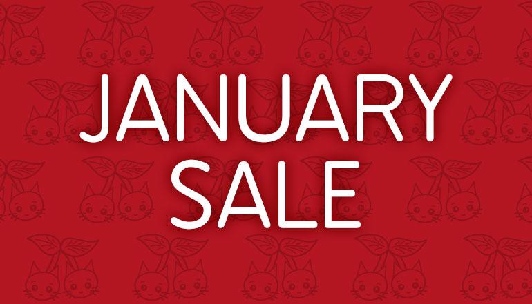 January Sale 2019
