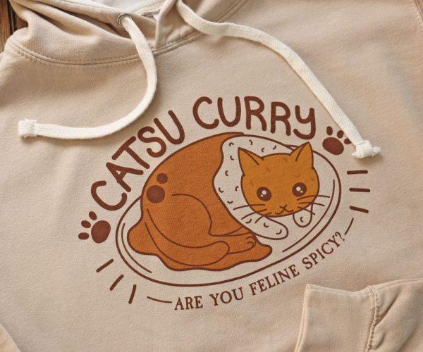 Katsu Curry Hoodie