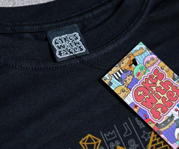 Egypt T-Shirt Label