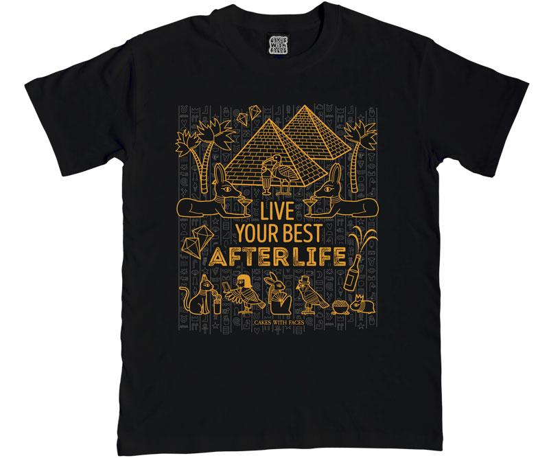 Mens Egypt T-Shirt