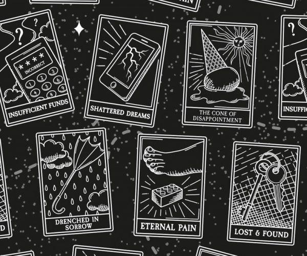 Funny Tarot Cards