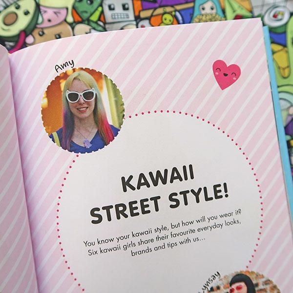 Kawaii Street Style