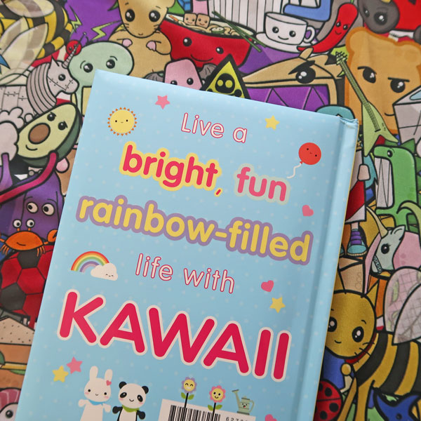 The Super Cute Book of Kawaii - Back