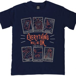 Tarot Cards T-Shirt