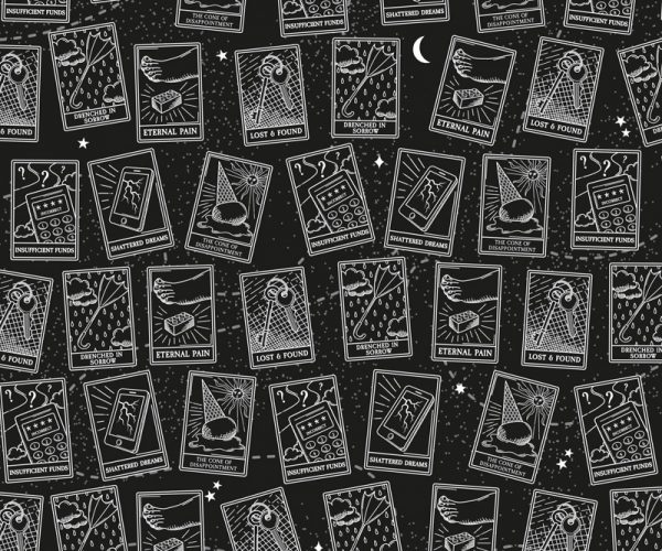 Tarot Cards Pattern