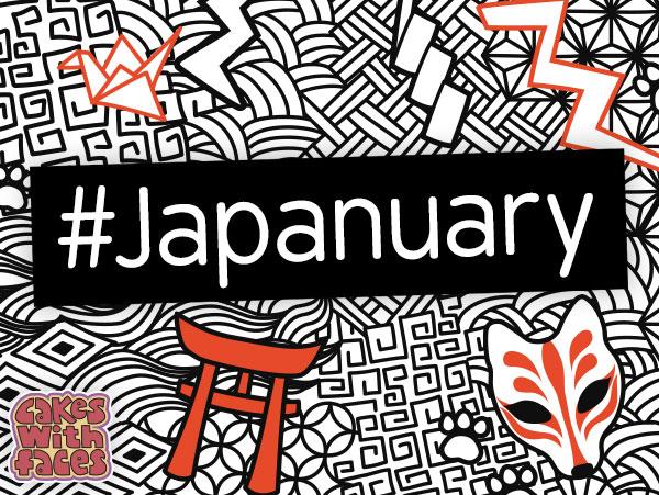 #Japanuary