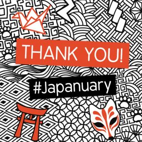 japanuary-thank-you