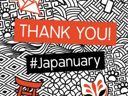 A Look Back at #Japanuary