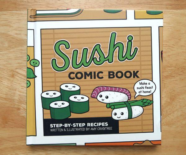 Sushi Comic Book