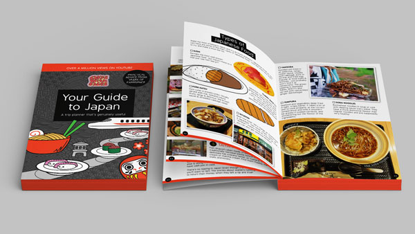 Japan Travel Guide Book