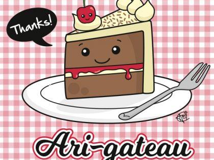 Ari-gateau