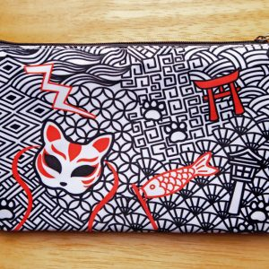 Japanese Zip Pouch
